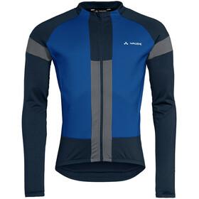 VAUDE Matera V Koszulka rowerowa Mężczyźni, signal blue